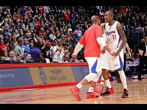Jamal Crawford Erupts for 21-Points in 4th Quarter