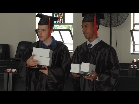 Bishop Ford High School Graduates Final Two Students