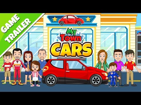 My Town : Car wash fix & drive APK Cover