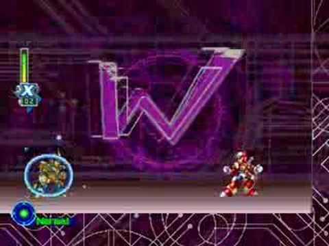 Megaman X5 - Ultimate X X5 Form versus Zero