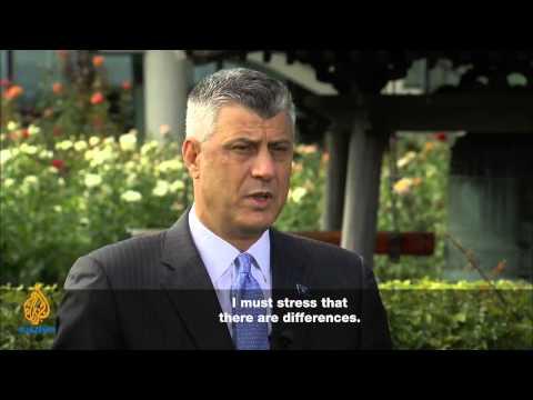 Talk to Al Jazeera - Hashim Thaci: 'Kosovo will have a UN seat'