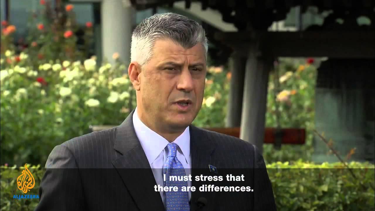 Hashim Thaci Kosovo Hashim Thaci 'kosovo Will