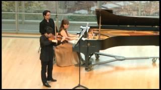 Beethoven Violin Sonata No. 7 in C minor, op. 30, no. 2 2. Adagio cantabile