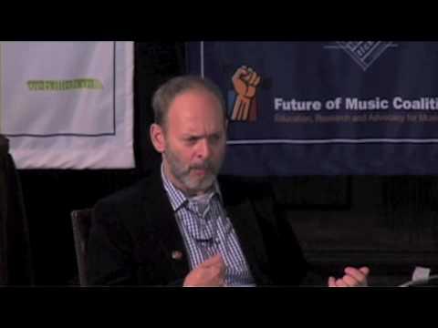 Wayne Kramer at 2009 Future of Music Policy Summit
