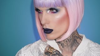 PASTEL GOTH Makeup Tutorial | Jeffree Star