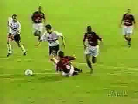 São Paulo x Flamengo (Kaká)
