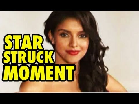 Asin's star-struck moment with Shahrukh Khan