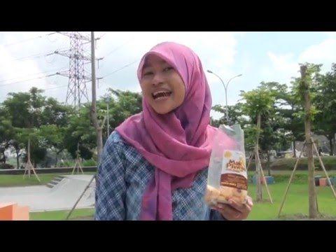 UKK SMKN 2 Kediri iklan makanan ringan