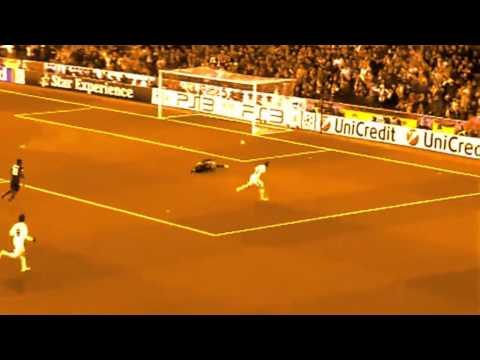 Szansa Higuain vs Lyon 09-10