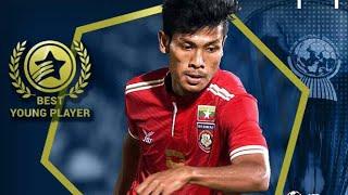 Aung Thu ,,Myanmarischer Ronaldo''  Best Skills/Goals