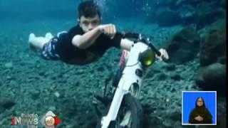 Bingung Liburan Kemana? Yuk Rasakan Wisata Selfie Bawah Air Jernih di Purbalingga - BIS 01/01