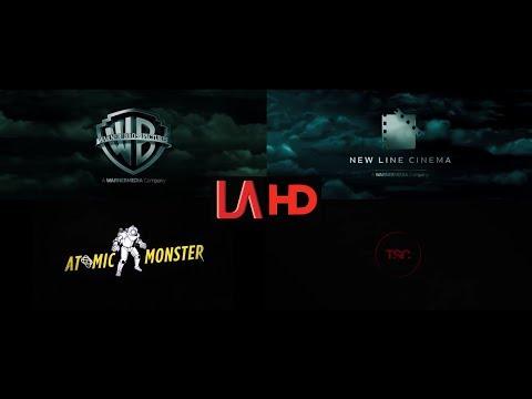 Warner Bros PicturesNew Line CinemaAtomic MonsterTSC The Nun variant