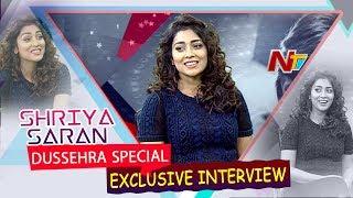 Actress Shriya Saran Exclusive Interview About Veera Bhoga Vasantha Rayalu Movie | NTV
