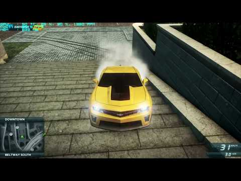 All of the Cars in NFS Most Wanted 2012 (Full HD)