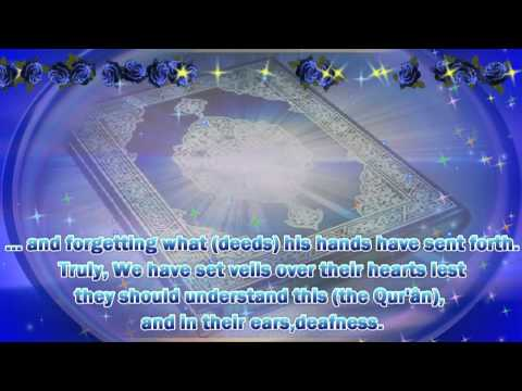 Surah Kahf Full - Beautiful Recitation By Abu Bakr Al Shatry! - English Translation video
