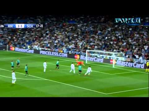Real Madrid vs Schalke 3-1 All Goals and Highlights 18.03.2014