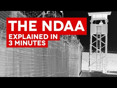 The NDAA Explained in 3 Minutes