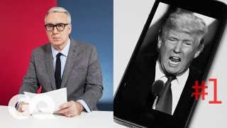 Should We Give Donald Trump a Chance? | The Resistance with Keith Olbermann | GQ