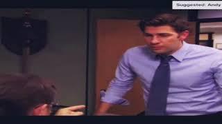 Jim & Dwight | please never fall in love again