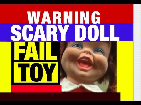 Funny Video- Evil Doll Laughing