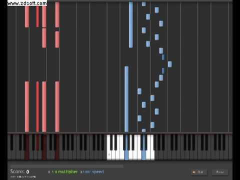 Halo Theme Song Piano Halo Theme on Piano