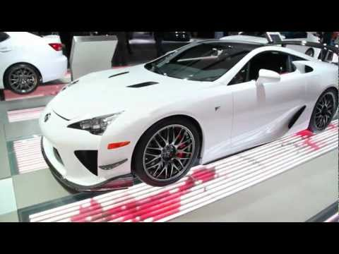 Lexus LFA | NAIAS 2013
