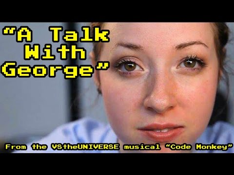 """A Talk With George - from the film """"Code Monkey"""""""