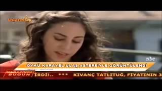 Öykü Karayel, Ulaş Tuna Astepe'ile görüntülendi