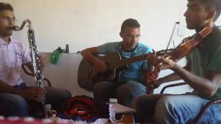 Tocata hino 275 violino clarone e violão