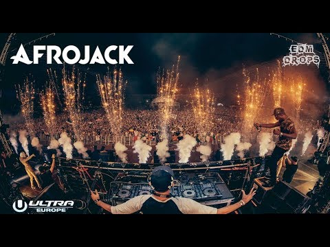 Afrojack Drops Only - Ultra Europe 2017