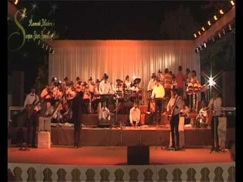 Symphony Band-Sargam Stars Group-HOGA TUMSE PYARA KAUN-FLUTE...