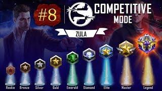 Zula - Competitive Ranked Match #8 - I'm a Swordsman