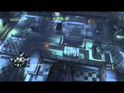 Batman Arkham City: HARD Playthrough-Part 6.B [Rescue Mr. Freeze]