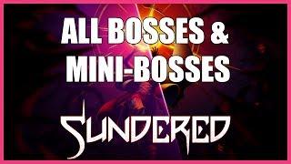 Sundered - All Bosses & Mini-Bosses