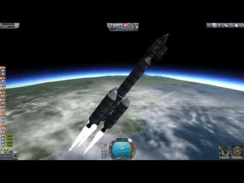Kerbal Space Program Kareer Part Sixteen - To The Mün!