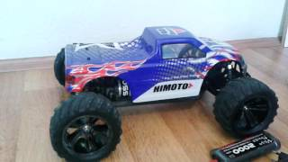 Himoto Bowie 1/10 4wd Monster Truck