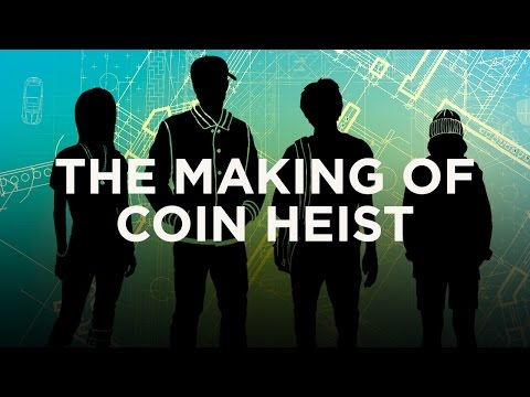 Behind Story Making Of Coin Heist