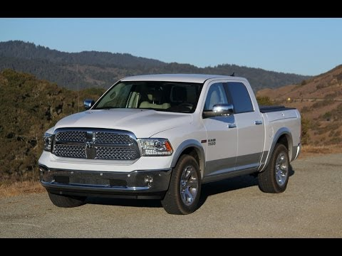2014 / 2015 RAM 1500 Eco Diesel Review and Road Test