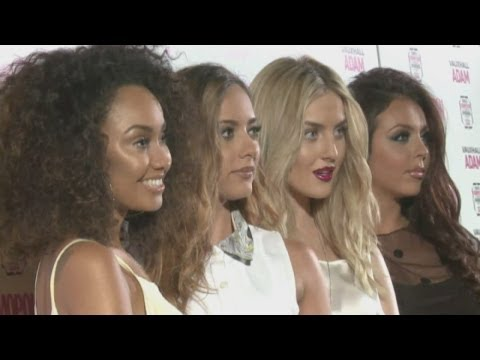 Little Mix Interview: Girls On Spoiling Their Boyfriends And Zayn Having Geordie Night Out video