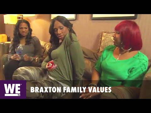 Braxton Family Values: Towanda's Booty Clap - Deleted Scene video