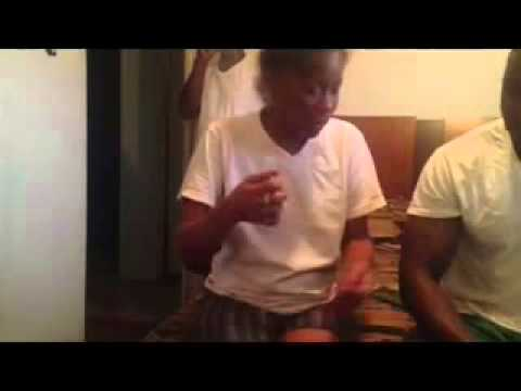 Son Offers Mom Weed (prank) video