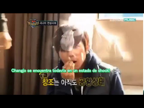 [SUB ESPA] Niel y Changjo KISS REAL
