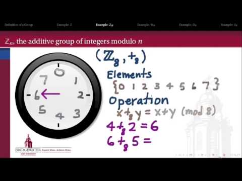 302.1A: Review of Abelian Groups