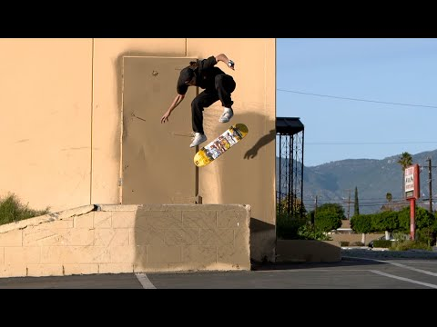 'One-WayTicket' | Justin Ladner's Street Part