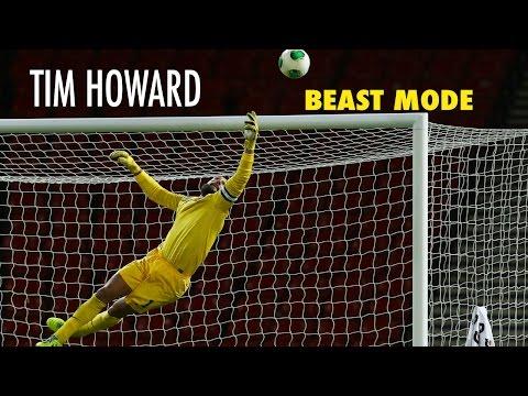 Tim Howard: Beast Mode