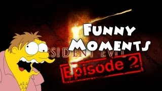 Funny Moments Episode 2: Resident Evil 5
