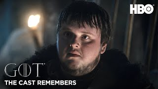 The Cast Remembers: John Bradley on Playing Samwell Tarly | Game of Thrones: Season 8 (HBO)