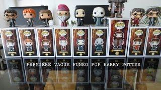 Première Vague Funko Pop Harry Potter