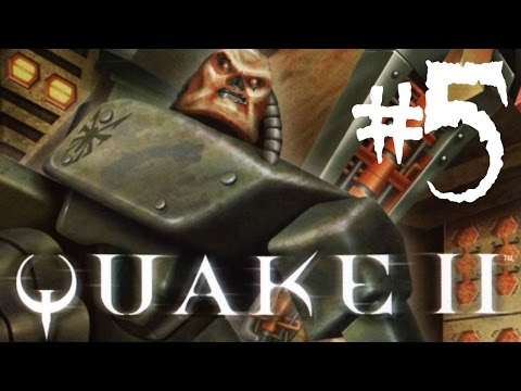 Can I Have A Railgun Now? | Quake 2 (PC) - Part 5