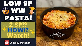 WW Pasta | weight watchers blue plan | MY WW | #WeightWatcher